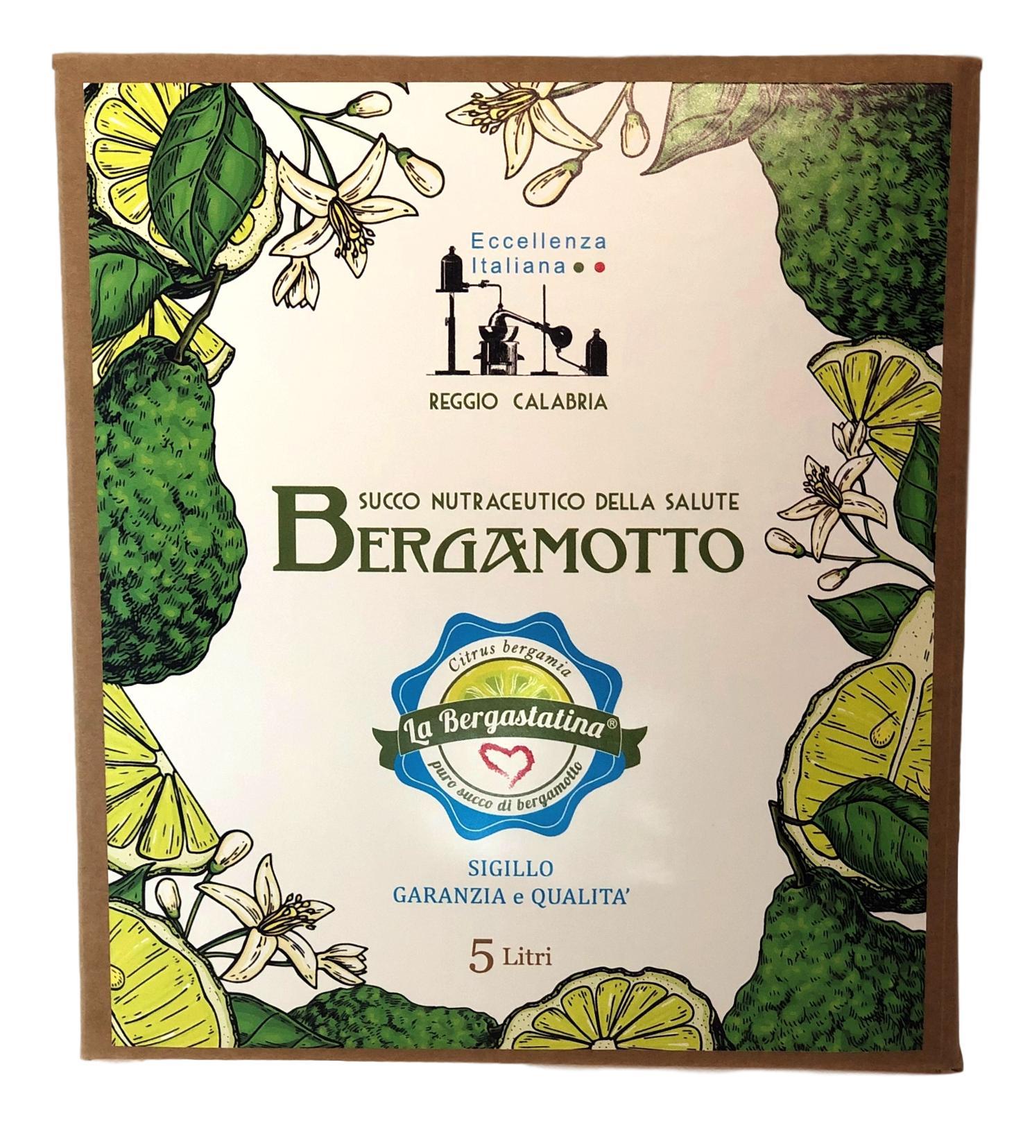 Succo di Bergamotto