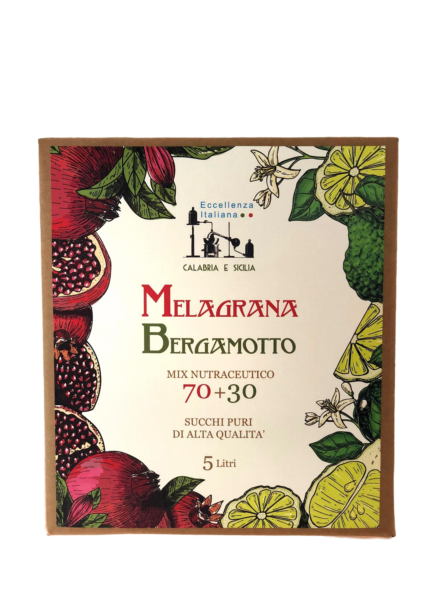 Melagrana e Bergamotto mix 70/30